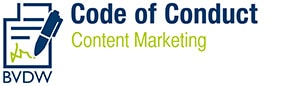 Code of Conduct - Content Marketing