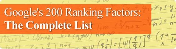 200-ranking-factors