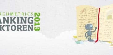 SEO Ranking Faktoren 2013 von Searchmetrics