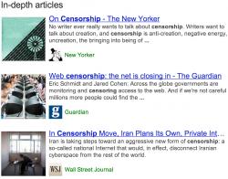 So sehen die In-Depth artickels in der Google Suche aus.