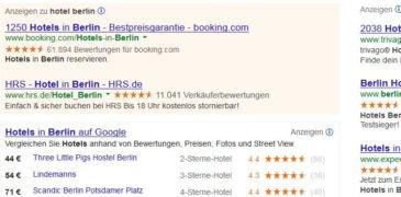 Hasst Google Affiliate Seiten?