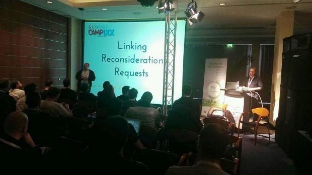 Johannes Mehlem und Uli Lutz von Google über Reconsideration Requests