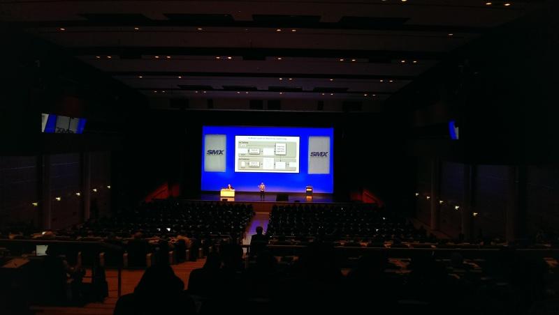 Rand Fishkin bei seiner Keynote 2014