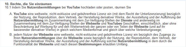 youtube shot