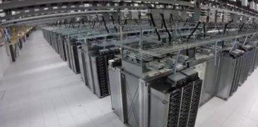 Video: So sieht ein Google Data Center von innen aus!