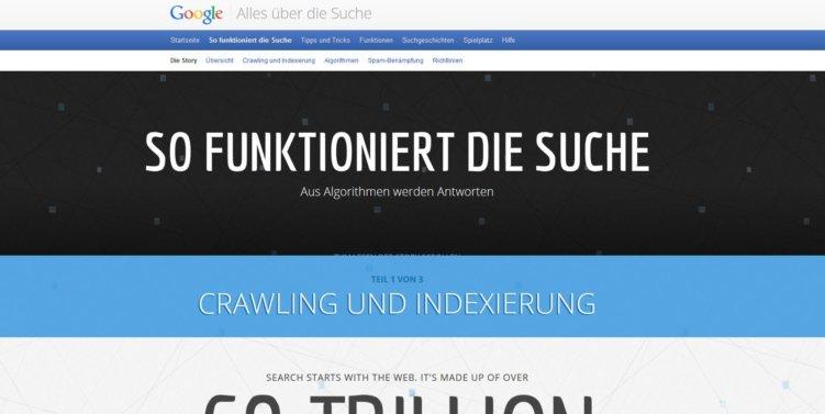SEO für One Pager Webseiten