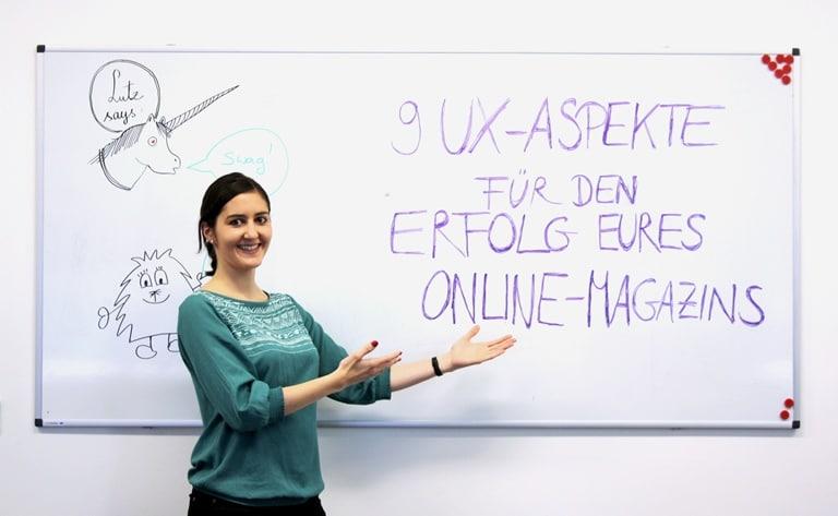 9 UX-Regeln