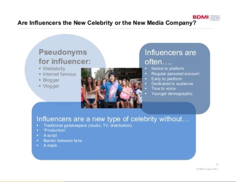 influencer marketing bdmi