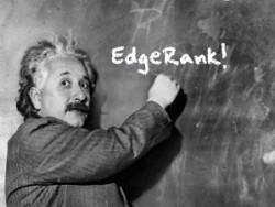 EInstein Edgerank Facebook