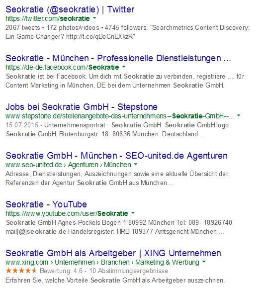 Suchergebnis Seokratie