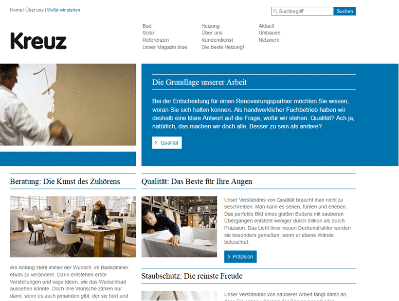 Unternehmen Kreuz GmbH