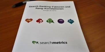 Mein Senf zur Ranking-Faktoren-Studie von Searchmetrics