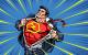 Superheld mit Mission
