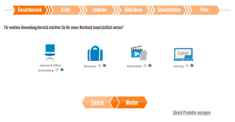 Kaufberatung notebooksbilliger.de