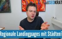 regionale Landingpages - Strategie