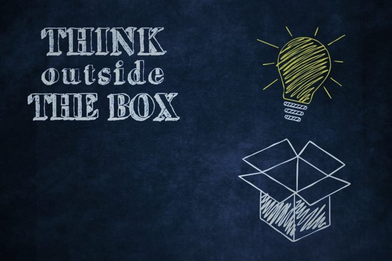 Think Outside the Box_Brainstorming
