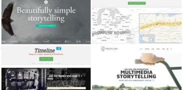 15 Storytelling- und Scrollytelling-Tools: Mach mehr aus Deiner Geschichte!