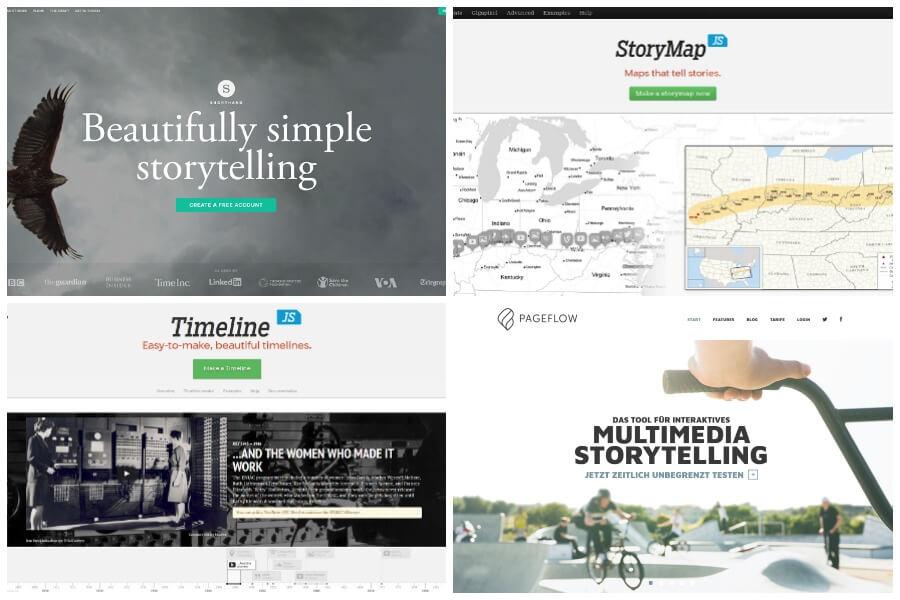 e8c79206369725 Dann nichts wie ran ans Geschichtenerzählen. Mit diesen 15 Tools zum Storys  planen