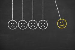Ein glücklicher Kunde führt über Social-Media-Netzwerke zu vielen glücklichen Kunden.