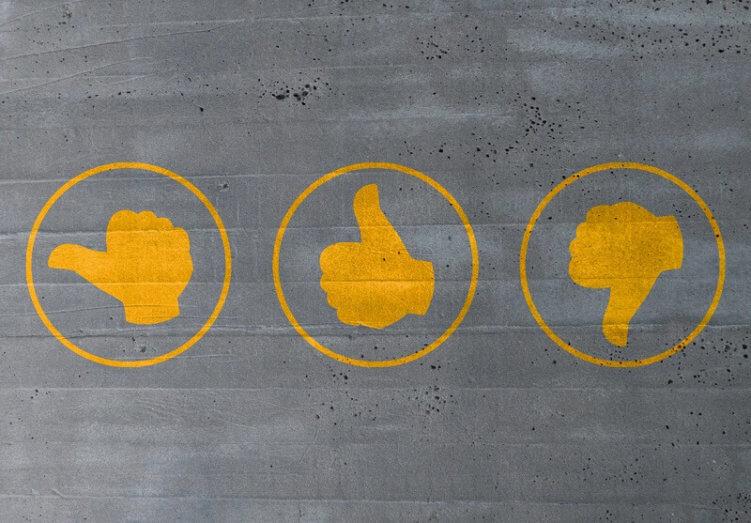 Kundenbewertungen im E-Commerce: Wie Du mit ihnen umgehen solltest – und wie nicht