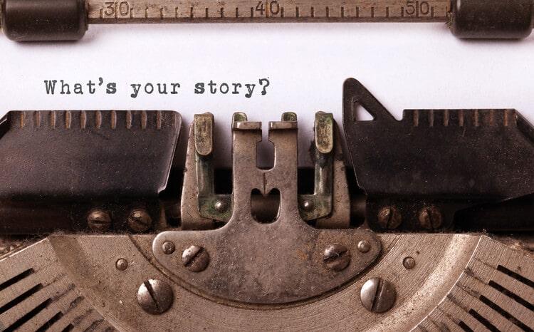 Brand Storytelling - Deine Geschichte schreiben