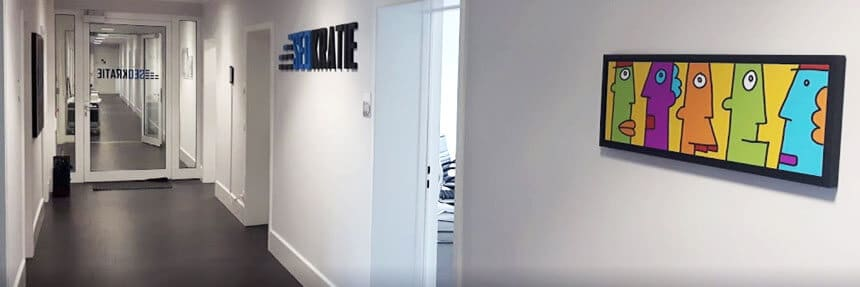 Neues Seokratie-Büro