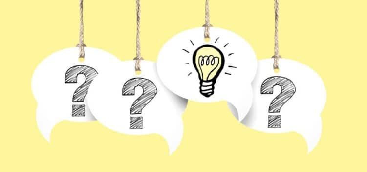 Viele Fragen: Wissenstest zu User Experience