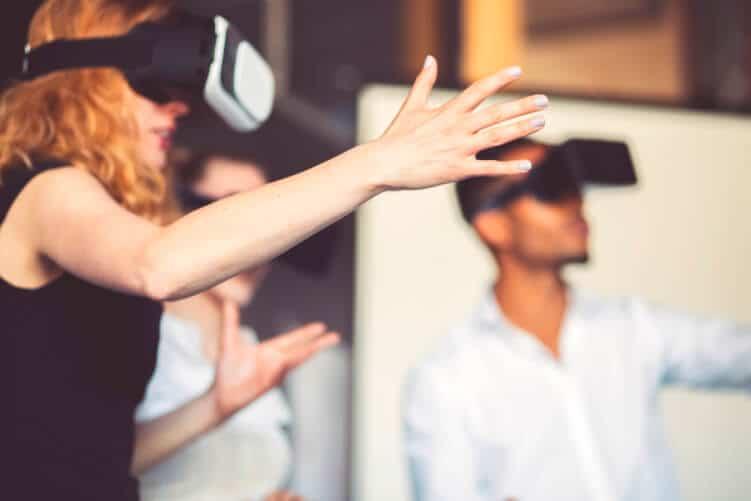 VR Brillen für Vr-Content nutzen