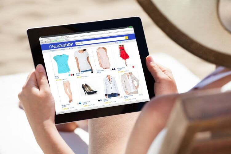 Online Shop eröffnen-Produktfotos