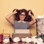 Gegen die Leere im Kopf: So löst Du Schreibblockaden