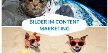 Nutze die Kraft der Bilder für Dein Content Marketing!