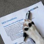 SEO-Checkliste: 56 Maßnahmen für Deine Seite