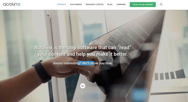acrolinx-content-marketing-tool
