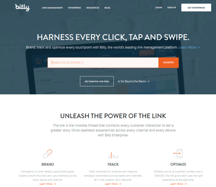 bitly-content-marketing-tool