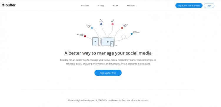 buffer-content-marketing-tool
