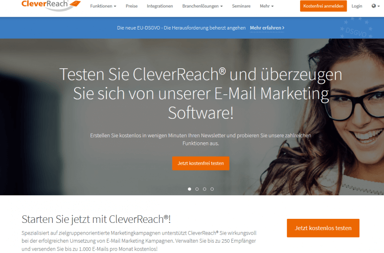 cleverreach-content-marketing-tool