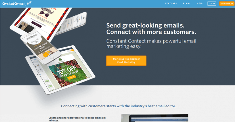 constant contact-content-marketing-tool