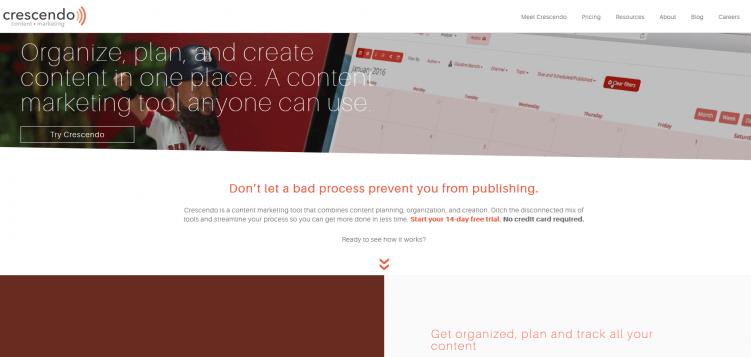 crescendo-content-marketing-tool