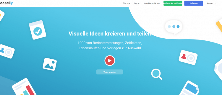 easelly-content-marketing-tool