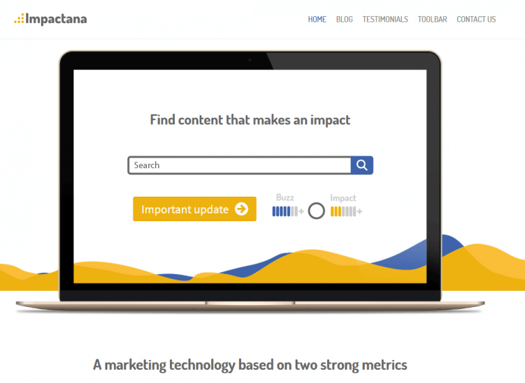 impactana-content-marketing-tool