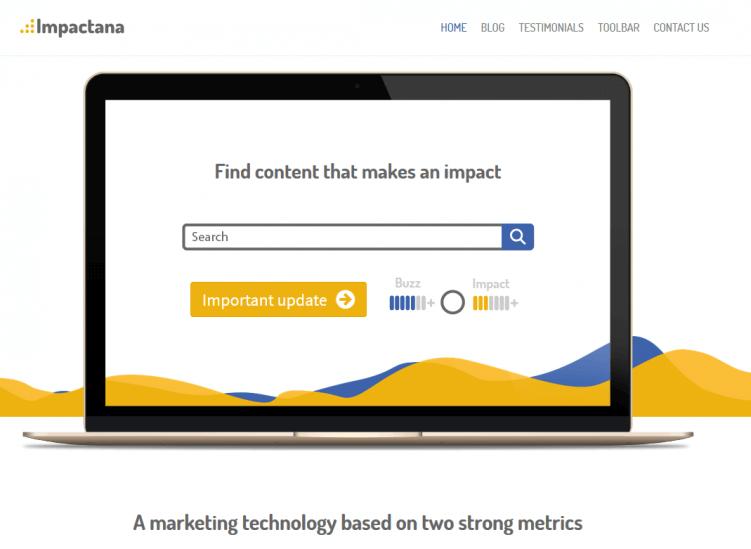 impactana-content-marketing-tool