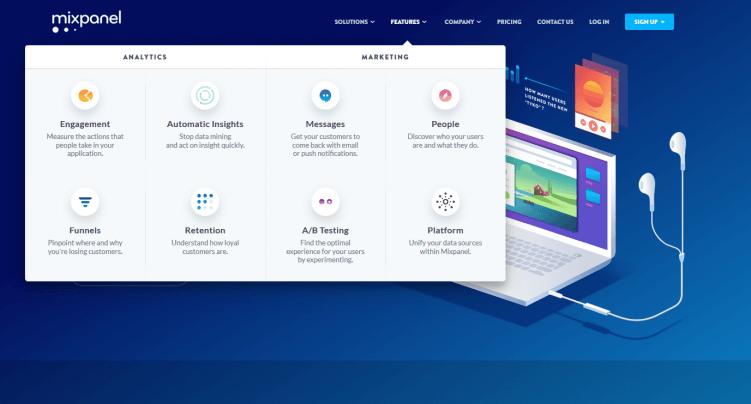 mixpanel-content-marketing-tool