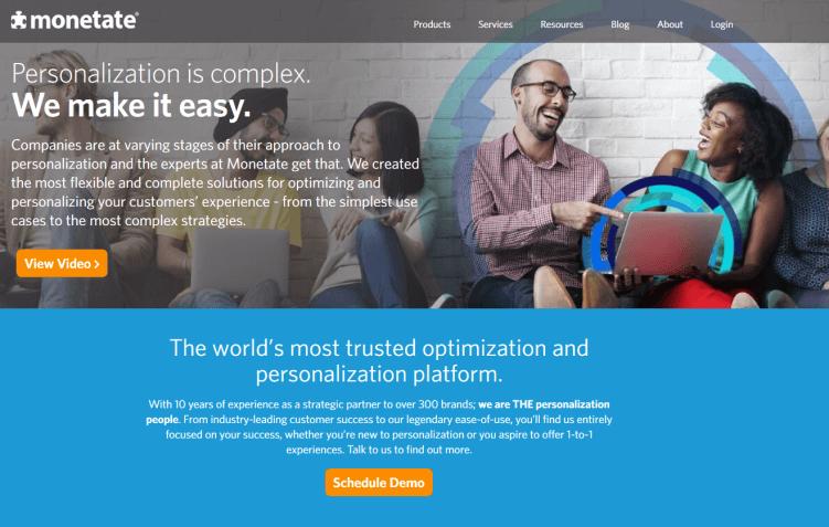 monetate-content-marketing-tool