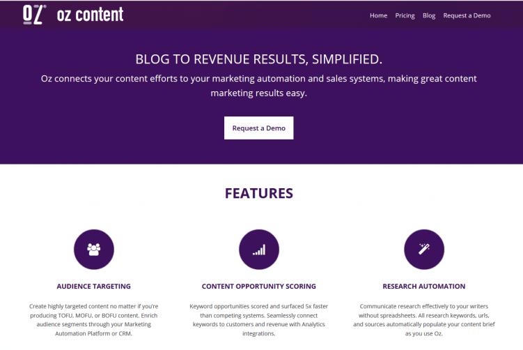 oz-content-marketing-tool