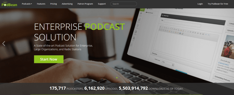 podbean-content-marketing-tool