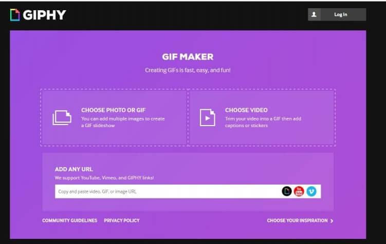 Tools zur Erstellung von GIFs