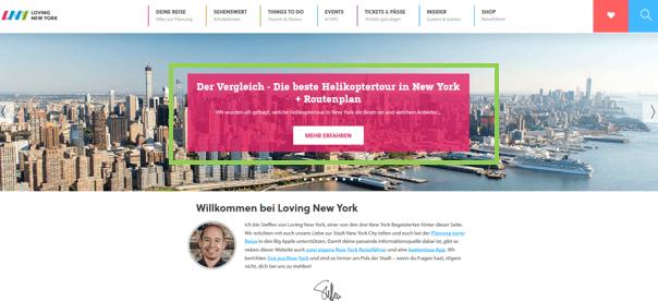 holistische website_beispiel
