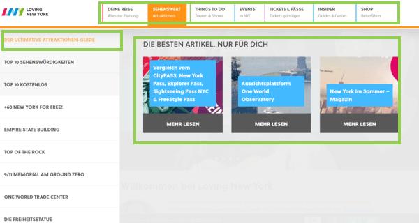 holistische website_beispiel2