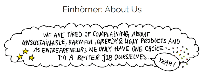 Einhorn: About Us