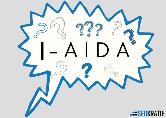 Sprechblase mit I-AIDA-Formel?